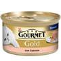 Gourmet Gold Mousse Salmón 85g