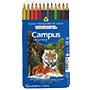Colores campus acuarelables 12u