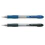 Bolígrafo pilot s grip azul y negro
