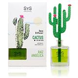 Ambientador difusor cactus arrel angèlica.