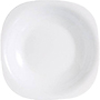 Carine plat fondo blanc luminarc 21 cm