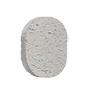 Pedra tosca ovalada 8150.