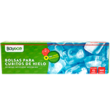 Bayeco bolsas cubitos hielo 31x19