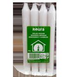 Espelmes bugies 4 unitats 170 x 20 203015