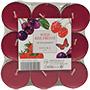 Tealights frutos del bosque 18u 333051134