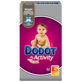Dodot activity talla 4 9-14 kg