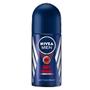 Nivea desodorant men dry impact roll-on.