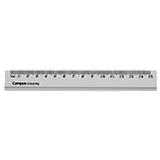Regla campus aluminio 15cm