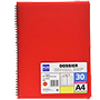 Carpeta 30 fundes plus office A4 M03178