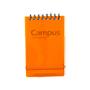 Cuaderno Campus A7 pp con goma 70g 60 hojas