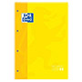 Recambio Oxford A4 cuadriculado 90g amarillo 80H
