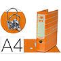 Archivador liderpapel A4 naranja