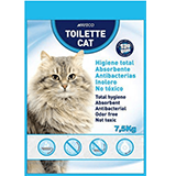 Sorra gat silice toilette
