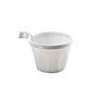Tassa plàstic cafè amb llet 170cc