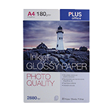Paper injekt 180g Plus Office 20 fulls