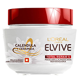 Elvive mascareta total repair.