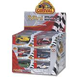 Guisval cotxe mini box ast210 071786