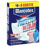Blancotex protector color tovalloletes.