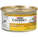 Gourmet gold mousse pollastre 12131051