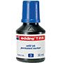 Tinta edding t25 azul