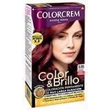 Colorcrem color & brillo 6.66 xocolata vermell int