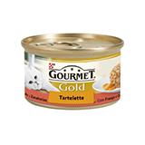 Gourmet gold pollastre i pastanaga