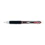 Bolígrafo uni ball umn-207 rojo