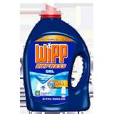 Wipp express detergent gel