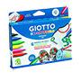 Rotulador giotto textil 6 unidades 065046
