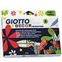 Rotulador giotto materiales 6 unidades 065045