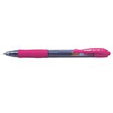 Bolígrafo pilot G2 rosa