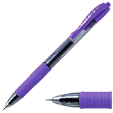 Bolígrafo pilot G2 violeta
