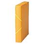 Caja proyecto A4 5 amarillo,