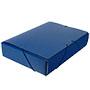 Caja proyecto A4 5 azul.