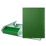 Caixa projecte A4 5 verd.