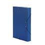 Caja proyecto A4 3 azul.
