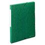 Caja proyecto A4 3 verde.
