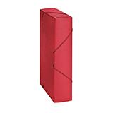Caixa projecte A4 vermell