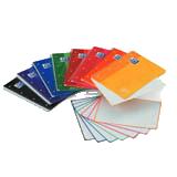 Cuaderno Oxford A4 cuad 90g 80H melocoton 058503