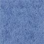 Juego de toallas panamá azul.