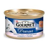 Gourmet Diamant Atún/Gamba.