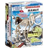 Clementoni arqueológico mamut fluorescente 039192
