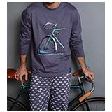 Pijama miró talla L 54605