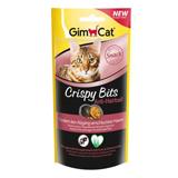 Gimcat crispy bits hairball