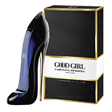 Carolina Herrera good girl perfum.