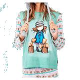 Pijama santoro 54409 talla L