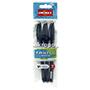 Bolígrafo unimax trio azul 3 unidades B00110