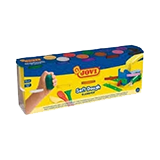 Blandiver pasta per modelar colors 10 unit.