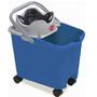 Cubell escorredor amb rodes automàtic