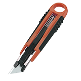 Cutter retráctil ergonómico